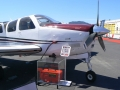 Beechcraft Bonanza with RBSC100