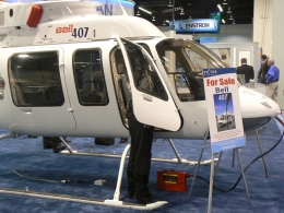 RB25A on Bell 407