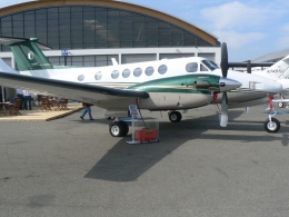 RBSC100 on a Kingair B200GT