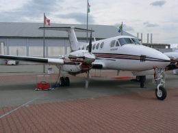 RBSC100 on Super Kingair 8200